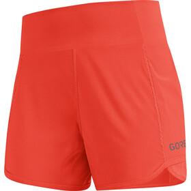 GORE WEAR R5 Pantaloncini leggeri Donna, rosso